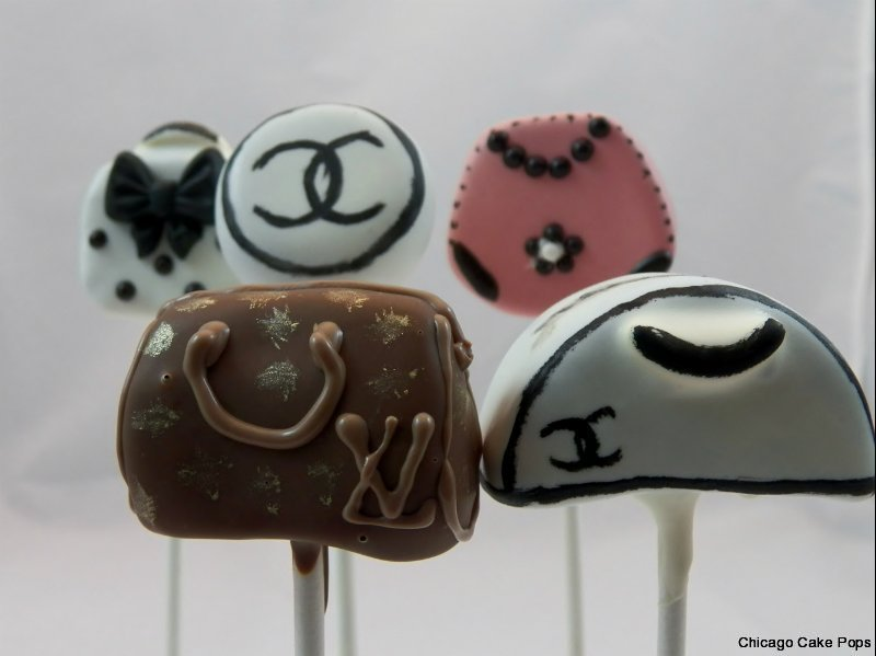 Fashion Cake pops