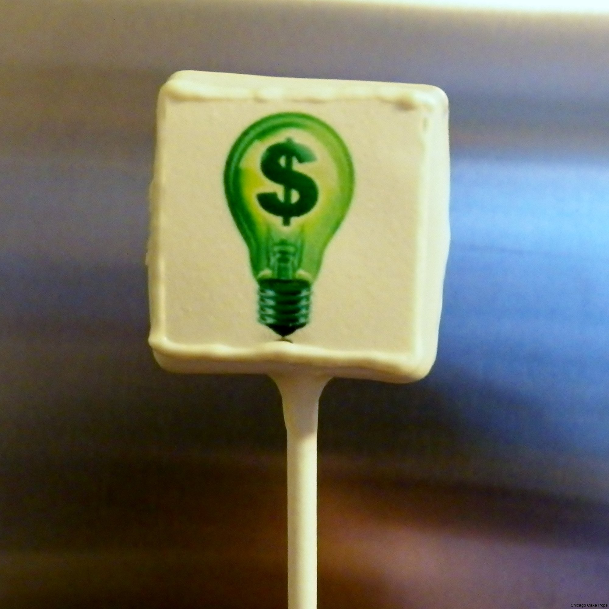 Save Energy Cake Pops