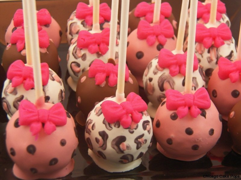 Sweet 16 birthday cake pops