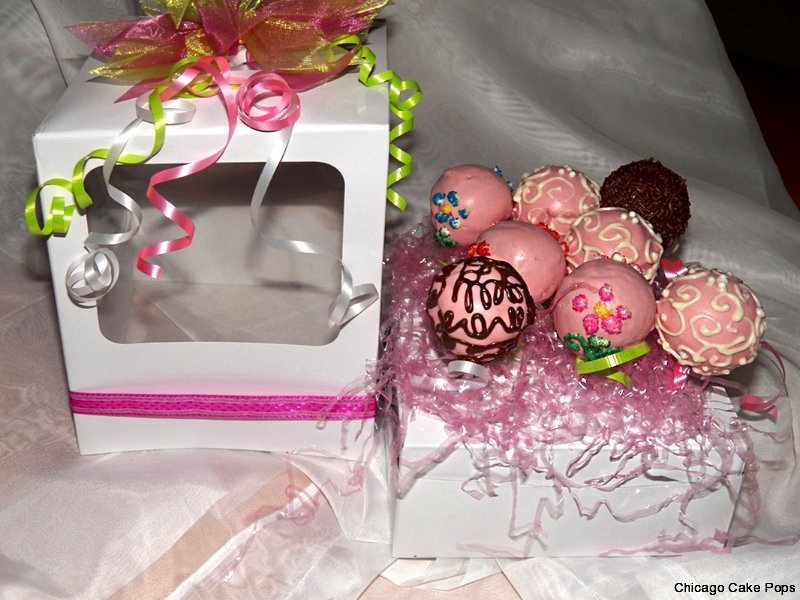 Get Well Soon Cake Pop Gift