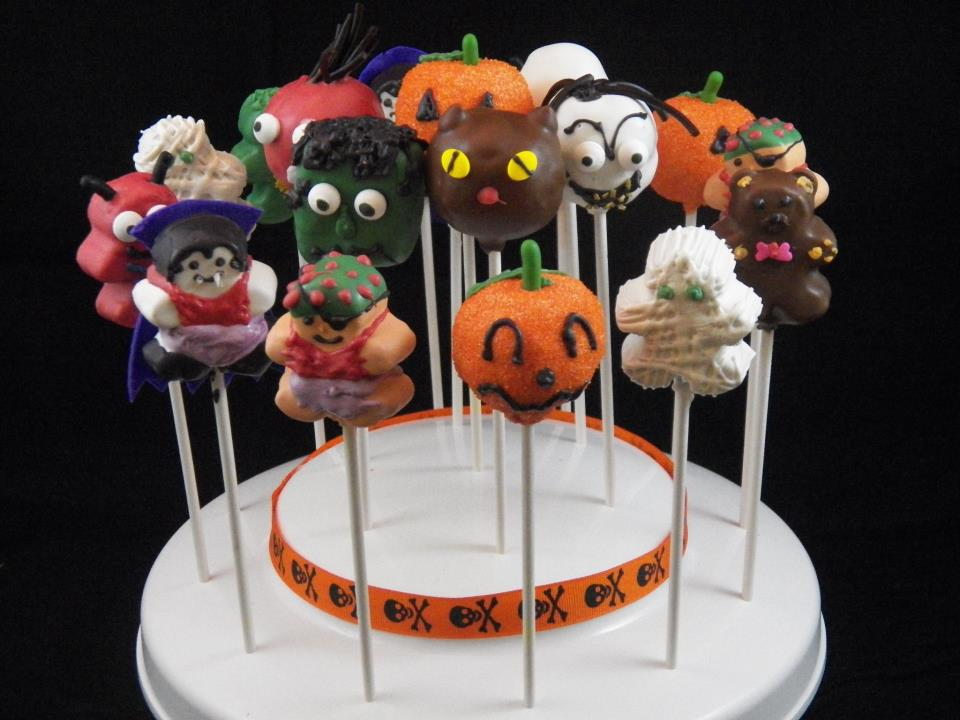 Halloween – Time for Spooky Treats Ideas! | Chicago Cake Pops