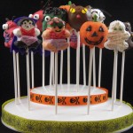 Cake Pops Halloween Theme to order