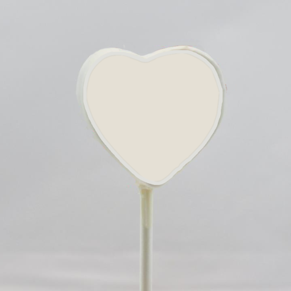 Design Your Own   Heart Shape Chicago Cake Pops